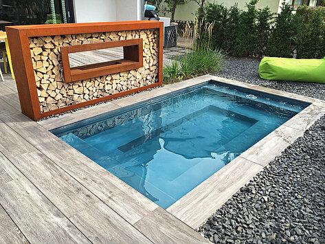 C Side Pools Die Kompakten Und Günstigen Pools Für Den Garten